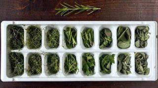 astuce conserver herbes fraiches longtemps