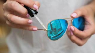 astuce pour lunettes qui glissent