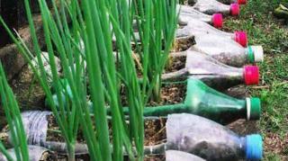 astuces pour recycler bouteilles plastique