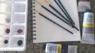 bac à glacons pour séparer couleurs