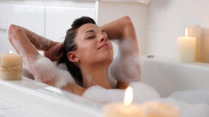 Relaxez vos Muscles Avec un Bain à la Moutarde.