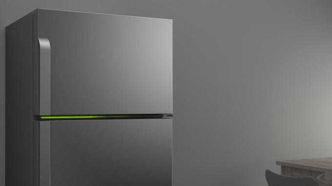 l 39 astuce la plus efficace pour baisser la consommation du frigo. Black Bedroom Furniture Sets. Home Design Ideas