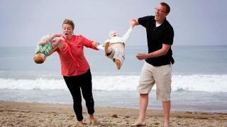 balancoire bébé astuce