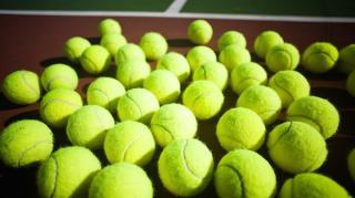 balles de tennis quotidien