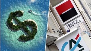 banques francaise qui font evasion fiscale