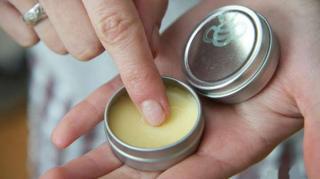 baume naturel maison lèvres miel