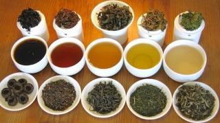bienfaits différents thés sur santé