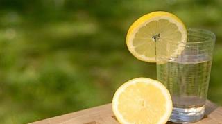 bienfaits eau citronnée santé