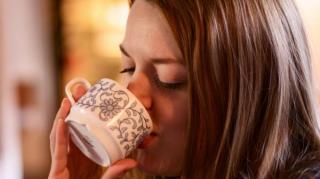 boire du coffee