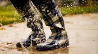 bottes pour la pluie
