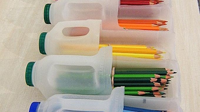 Un Rangement pour Crayons de Couleur Dont Vous ne Pourrez Plus vous Passer.