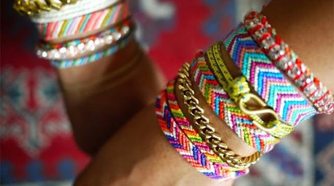 L'Astuce de Génie Pour Ranger & Voir vos Bracelets en Même Temps.