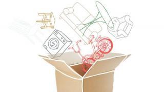 carton costockage déménagement