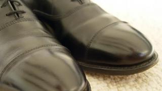 chaussures cuir cirer