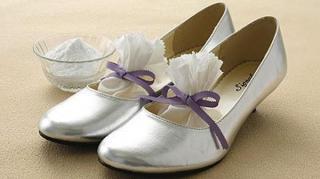 chaussures odeurs bicarbonate