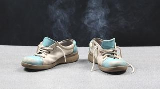 chaussures-transpiration