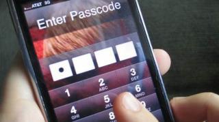choisir mot de passe iphone