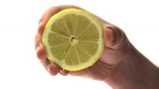 citron presser geste