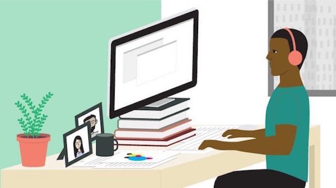 11 astuces simples pour tre plus efficace au travail. Black Bedroom Furniture Sets. Home Design Ideas