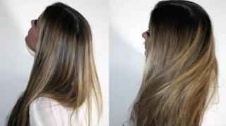 Avoir de long cheveux tres vite