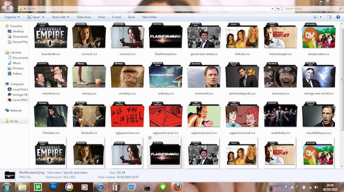 Comment changer l 39 ic ne des dossiers sur votre ordinateur - Comment faire apparaitre les icones sur le bureau ...