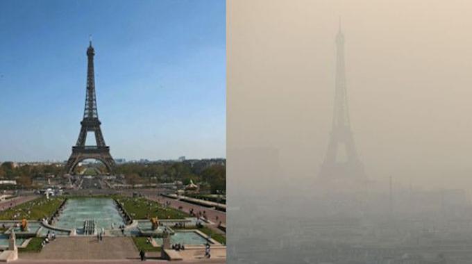 Pollution : Enfin une Application Pour Connaître la Qualité de l'Air Que Vous Respirez.