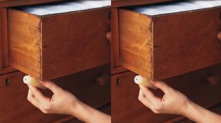 comment decoincer tiroir en bois