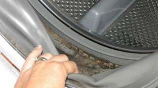 comment enlever moisissure lave linge