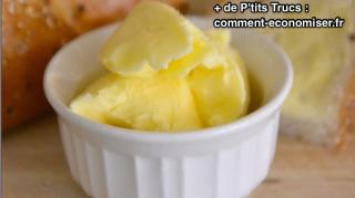 comment faire beurre maison