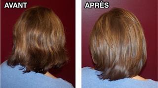 comment faire briller cheveux ternis