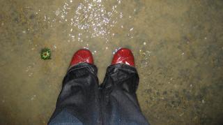 comment faire secher chaussures rapidement