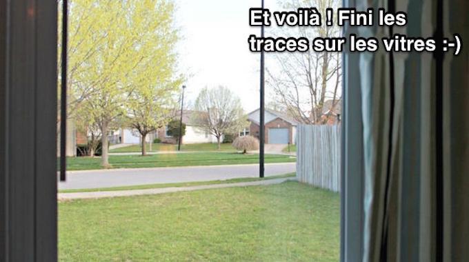 Mon nettoyant magique pour faire les vitres sans laisser de traces - Comment faire les vitres sans traces ...
