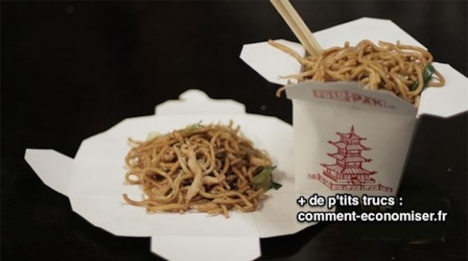 l 39 astuce indispensable pour tous ceux qui mangent chinois emporter. Black Bedroom Furniture Sets. Home Design Ideas
