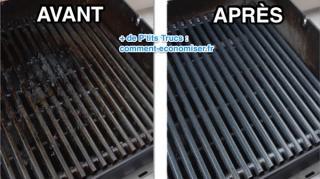 comment nettoyer grille barbecue avant après