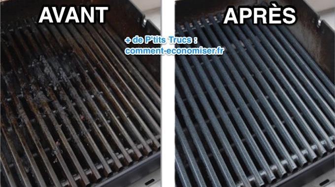 3 recettes magiques pour nettoyer et d graisser la grille - Comment nettoyer la grille du barbecue ...