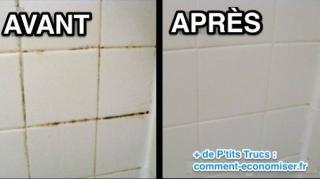 comment nettoyer joints carrelage maison