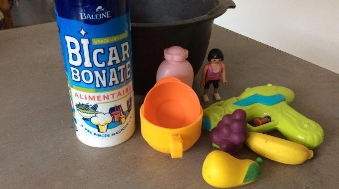 Nettoyer les jouets en plastique - Tout pratique