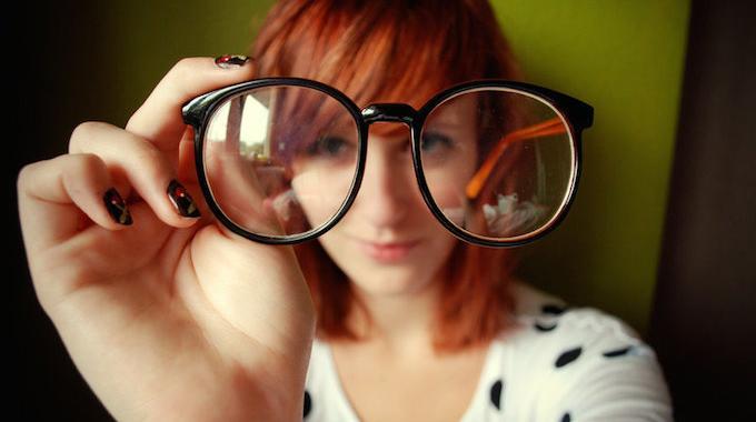 verres de lunettes une propret in gal e gr ce au vinaigre blanc. Black Bedroom Furniture Sets. Home Design Ideas