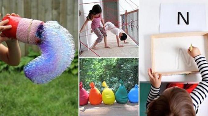 20 Super Activites Pour Occuper Vos Enfants Pendant Les Vacances