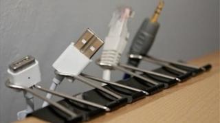 comment organiser cables bureau