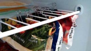 comment organiser ranger congelateur
