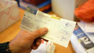 comment proteger un cheque