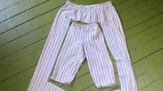 comment recycler pyjama