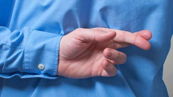 9 trucs pour reconna tre un menteur et ne plus se faire avoir for Comment entretenir le marbre astuces