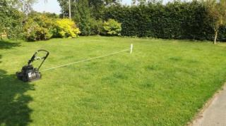 comment tondre pelouse rapidement