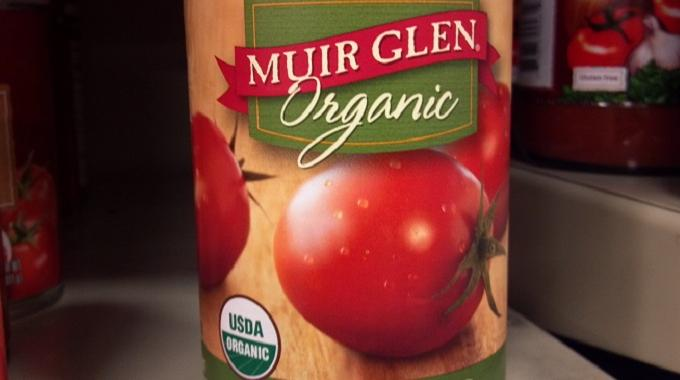 L'Astuce Pour Conserver une Boîte de Sauce Tomate Ouverte.