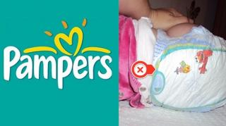 couches pampers contiennent produits toxiques