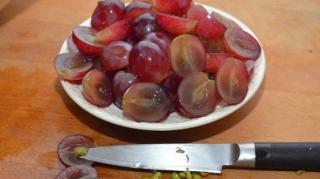 couper facilement raisins en 2