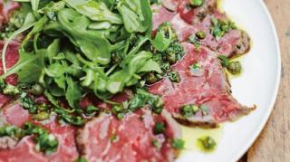 couper viande carpaccio facilement