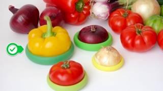 Couvercles de conservation pour fruits et légumes